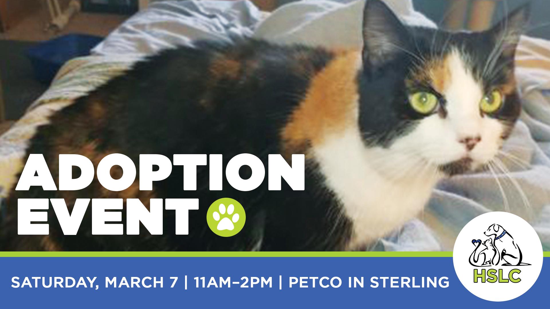 Humane Society Of Loudoun County Adoption Event At Petco In Sterling Humane Society Of Loudoun County